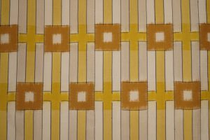 gelbes Muster