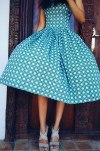 The altered skirt