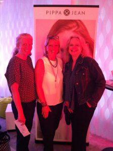 Zusammen mit Nicole Klingberg von PIPPA & JEAN