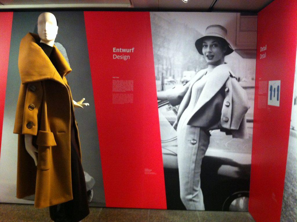 Mantel von Nobi Talai inspiriert von einer Kostümjacke Richters